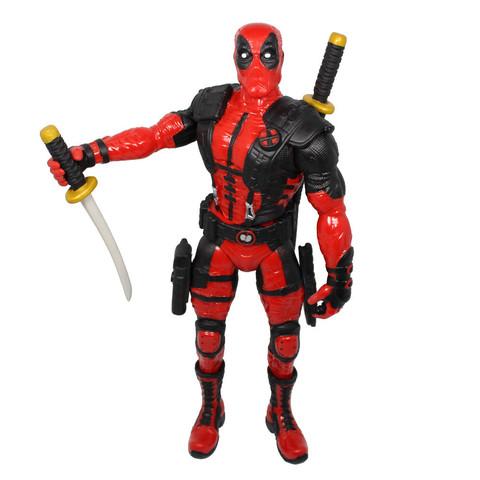 Дэдпул игрушка Супергерой 35 см