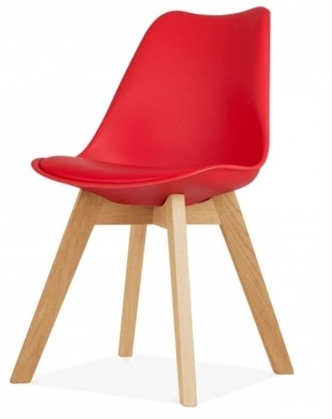 Стул FIRST RED (красный)