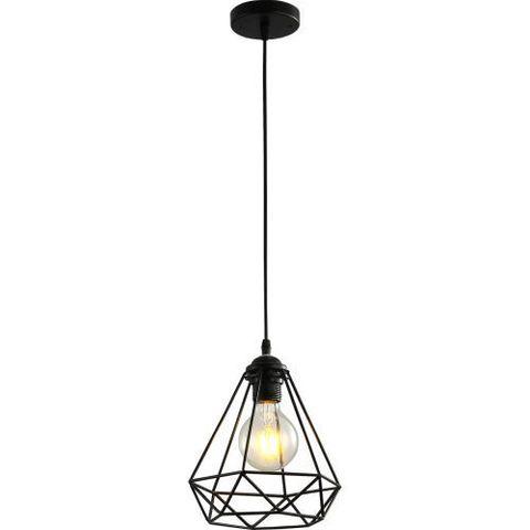 Подвесной светильник IMEX MD.1706-1-P BK