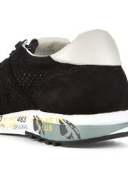 Замшевые кроссовки Premiata Eric 3835 с перфорацией