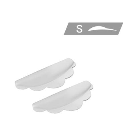 Валики силиконовые прозрачные (S,M,L) - 3 пары