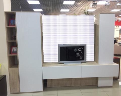 Гостиная модульная ЛАЙН-4