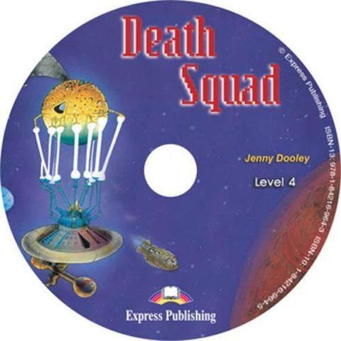 Death Squad. Отряд смерти. Intermediate (8-9 класс). Audio CD