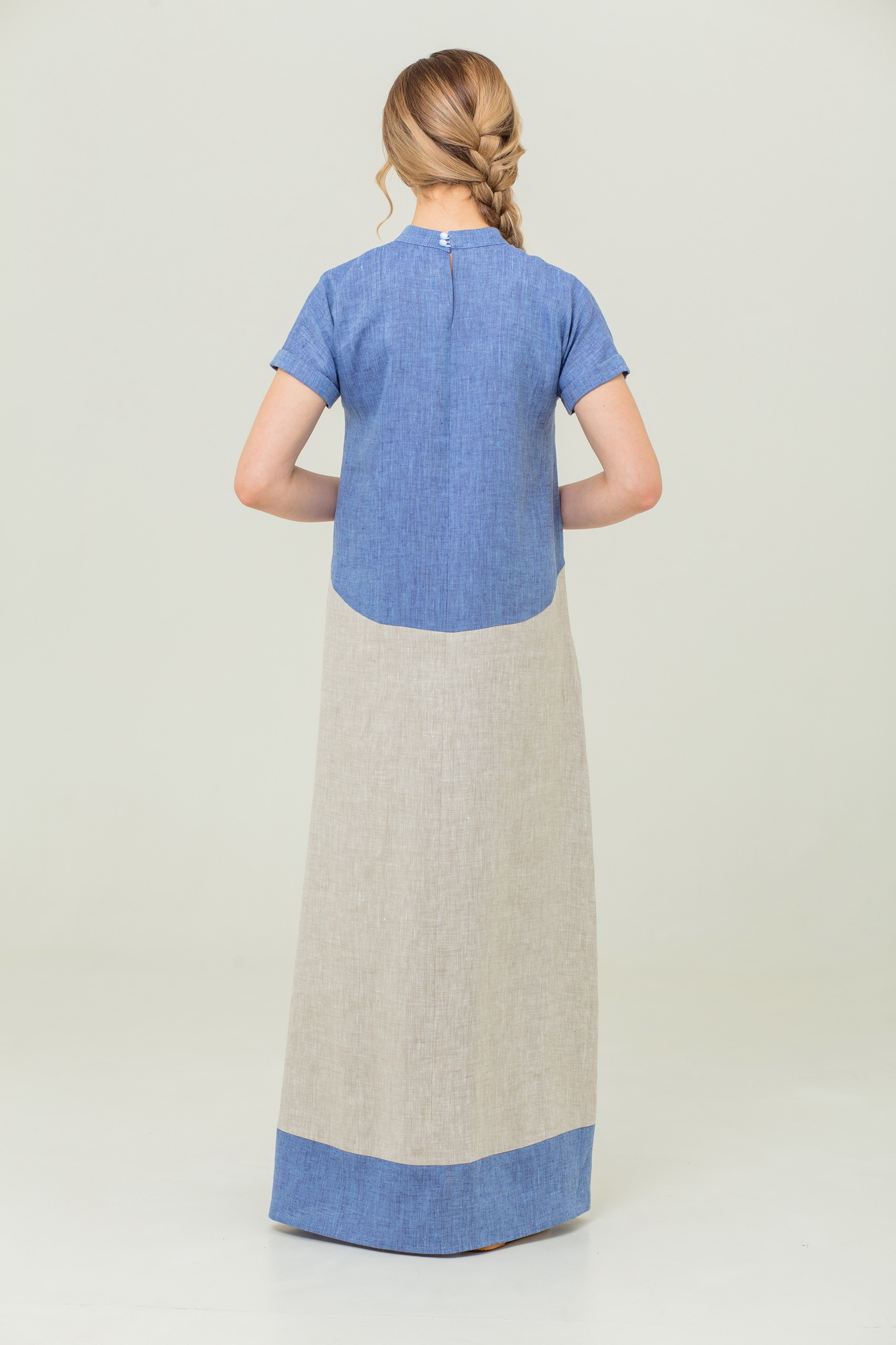 Русское народное платье в пол купить