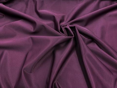 Ткань бельевая утягивающая, сливовая (метражом)