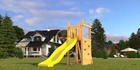 Недорогой детский комплекс