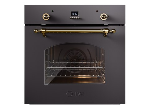 Духовой шкаф ILVE OV60SNE3 Brass