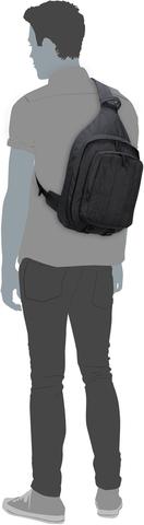 Картинка рюкзак однолямочный Jack Wolfskin Trt 10 Phantom - 3