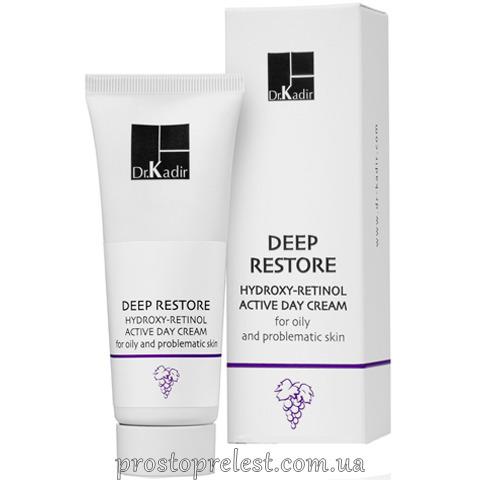 Dr.Kadir Deep Restore - Денний крем для жирної і проблемної шкіри