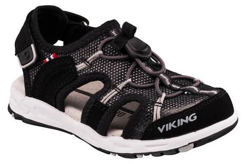Сандалии Viking Thrill II Black спортивные купить в интернет-магазине Viking-Boots
