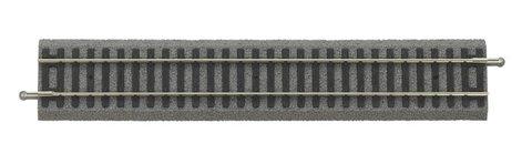 Рельсы прямые 231 мм на подложке, уп. 6 шт. Цена указана за 1 шт.