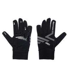 Перчатки JAFFSON WCG43-0481 (чёрный/серый)