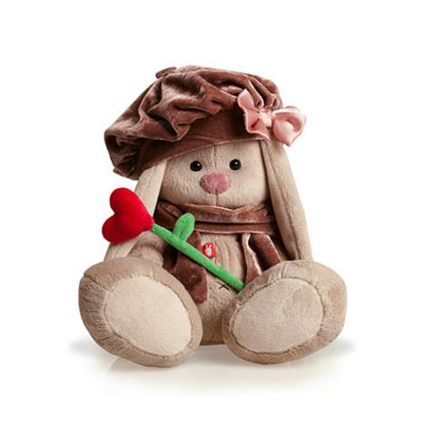 Зайка Ми с цветочком (малая)
