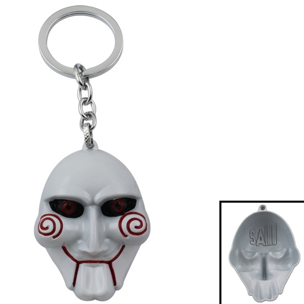 Брелок Saw Billy The Puppet Mask