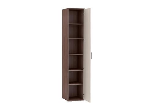 Шкаф одностворчатый Рошель ШК-801 платяной Браво Мебель ясень шимо темный, светлый