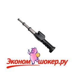 Телескопическая дубинка-электрошокер TW-09 с сиреной