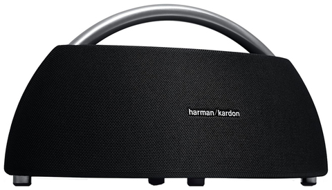 Беспроводная акустика Harman/Kardon Go + Play Mini Black (HKGOPLAYMINIBLKEU)
