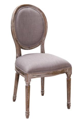стул из массива дуба