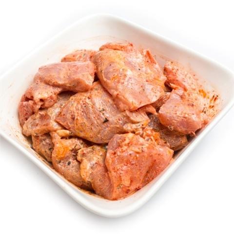 Шашлык из окорочков в красном соусе п/ф вес