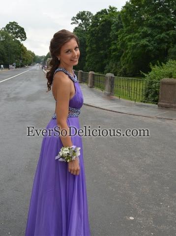 Дарья в платье Jovani 7506