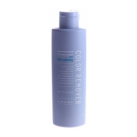 Lebel Color Remover - Средство для удаления щелочного красителя с кожи