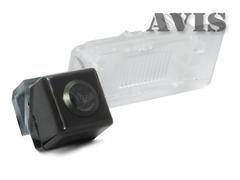 Камера заднего вида для Skoda Superb II 13+ Avis AVS312CPR (#102)