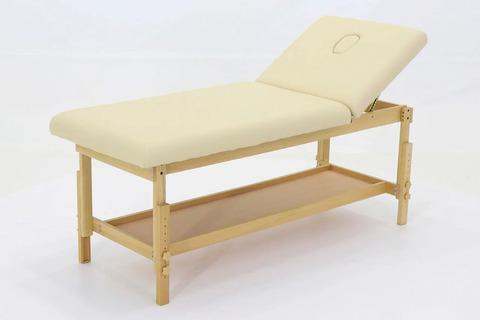 Массажный стол стационарный Med-Mos FIX-1A (МСТ-7Л) с Регистрационным удостоверением