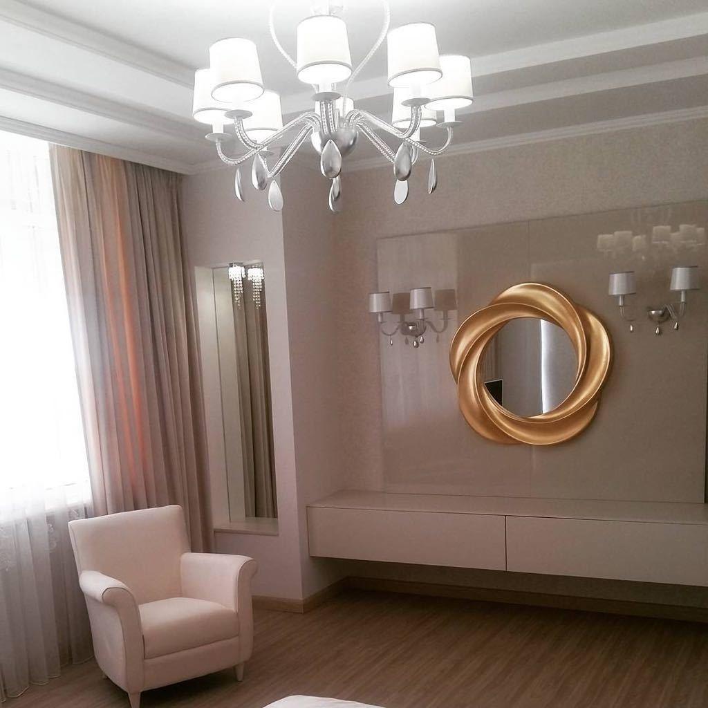 Зеркало DUPEN (Дюпен) PU177 золото