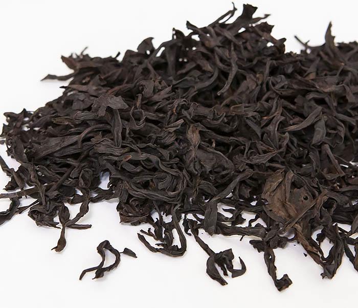 TEA-CH115 Китайский чай «Большой Красный Халат» (Да Хун Пао, сильная обжарка, 50 гр) фото 03