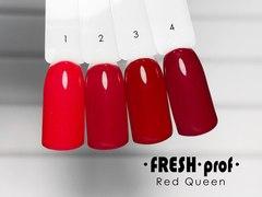 Гель лак Fresh Prof Red Queen 10мл R04