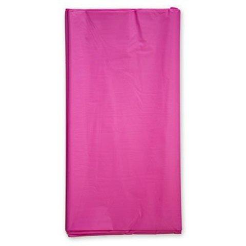 Скатерть п/э Bright Pink 1,4х2,75м/А