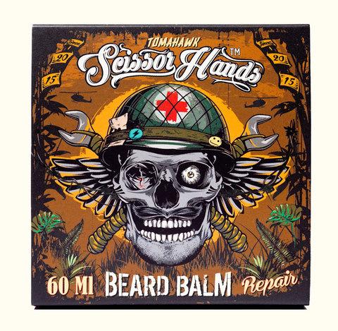 Бальзам для бороды Scissor Hands Tomahawk 60 ml