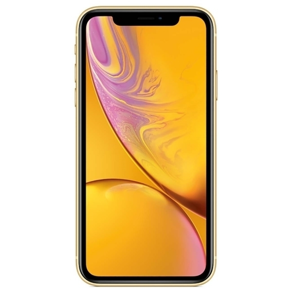 Apple iPhone XR 256GB Yellow (Ростест)