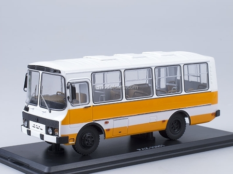 PAZ-32051 City bus Start Scale Models (SSM) 1:43
