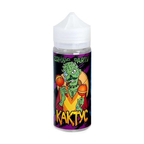 Жидкость Zombie Party 120 мл Кактус