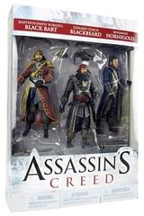 Assassins Creed IV Series 01 - Pirate Three Pack