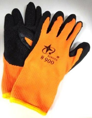 Перчатки УТЕПЛЕННЫЕ с полным вспененным покрытием