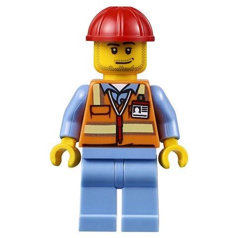 LEGO City: Пассажирский терминал 60104 — Airport Passenger Terminal — Лего Сити Город