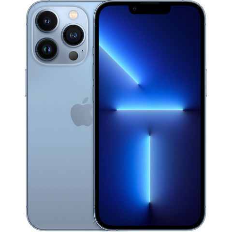 Смартфон Apple iPhone 13 Pro Max 256GB Sierra Blue «небесно-голубой» MLMJ3RU/A