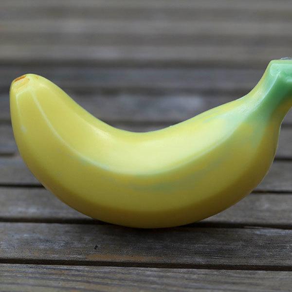 Мыло Банан. Пластиковая форма