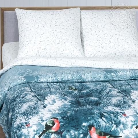 Комплект постельного белья Хрустальный лес DE LUXE