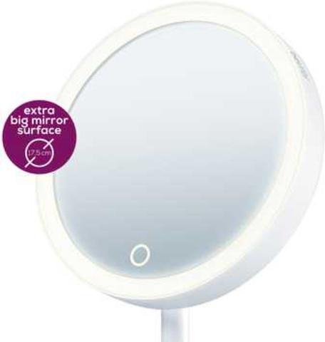 Зеркало Beurer BS45 для лица белый