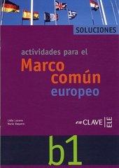 El Marco Actividades B1 Solucionario