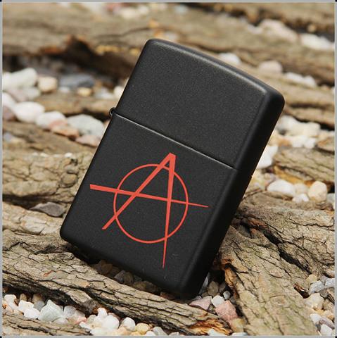Зажигалка ZIPPO 20842 Anarchy