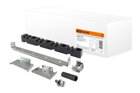 Изолятор шинный плоский универсальный ИШПу 4П TDM (комплект)