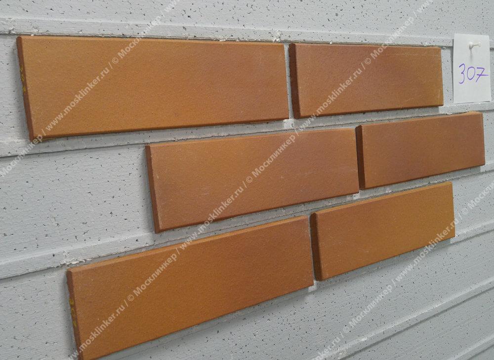 Stroeher - 307 weizengelb, Keravette, unglasiert, неглазурованная, гладкая, 240x71x11 - Клинкерная плитка для фасада и внутренней отделки