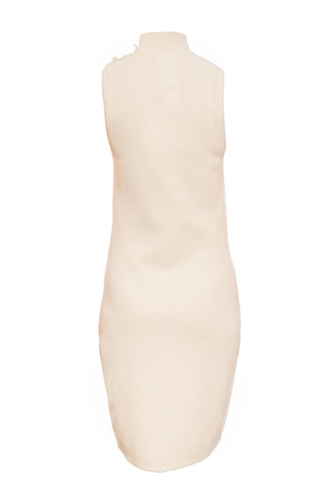 Изысканное трикотажное платье от Chanel, 40 размер.