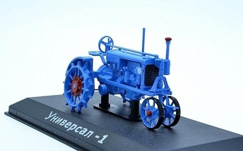 Модель Трактор №46 Универсал-1 история, люди, ма
