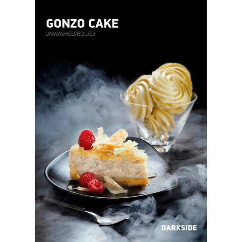 Табак для кальяна Dark Side Core 100 гр Gonzo Cake, магазин FOHM