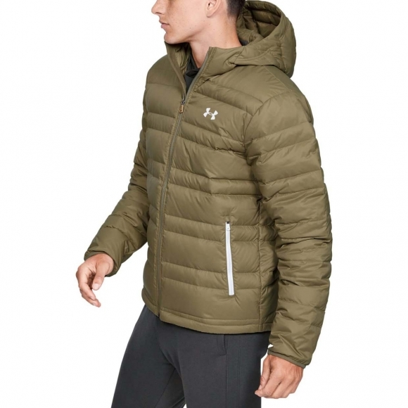 Куртка UA  Armour Down Hooded Jkt  (1342738-331)